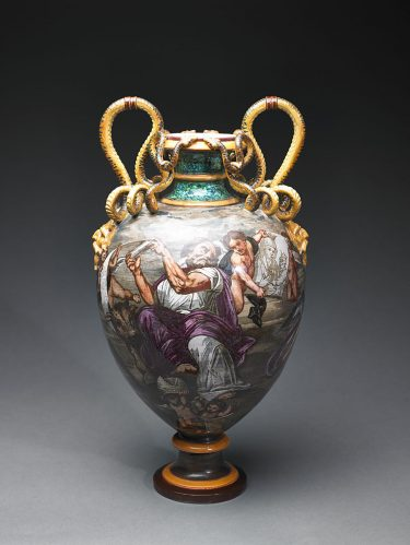 Renaissance Revival Vase Added to Collection