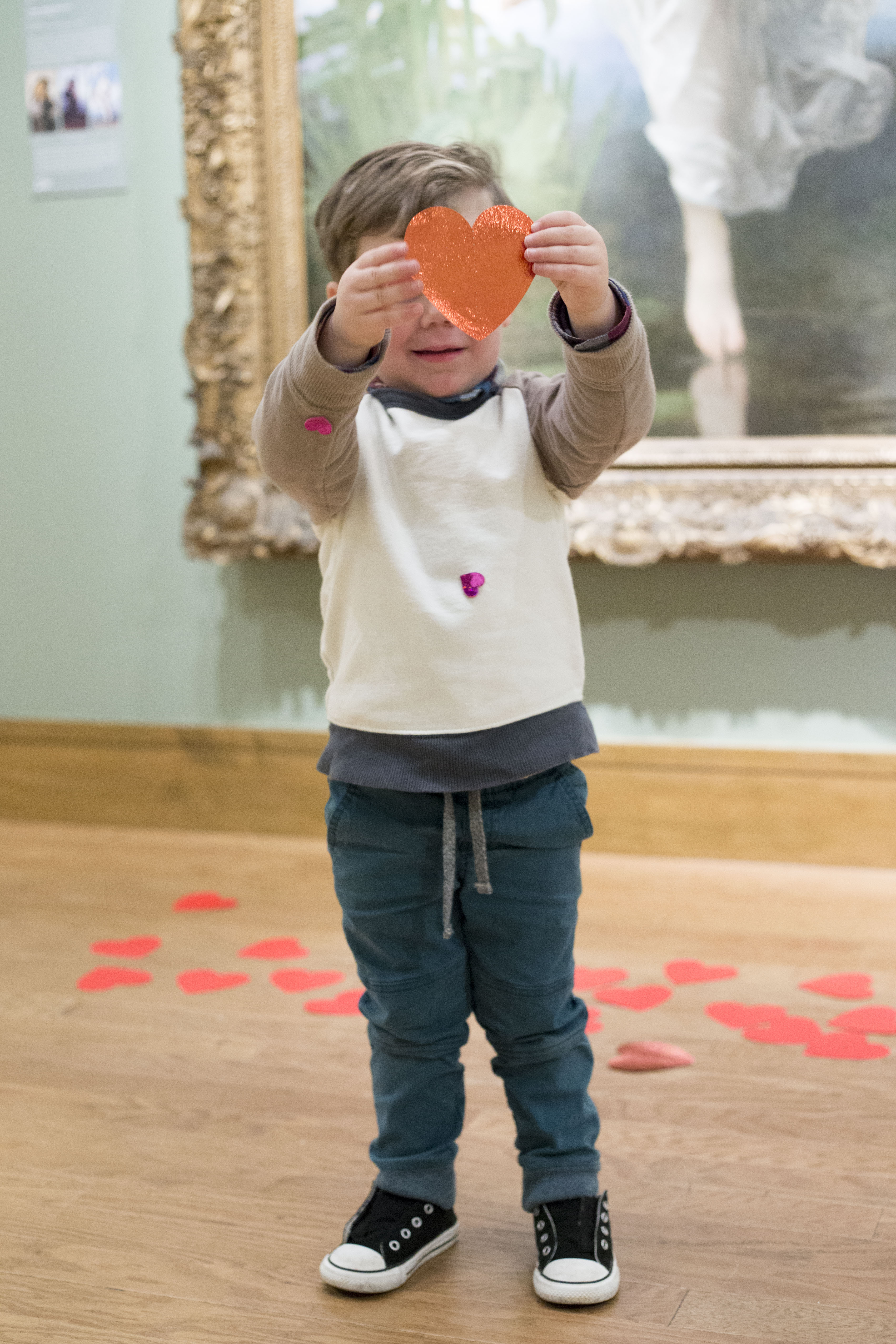 Hearts for Art