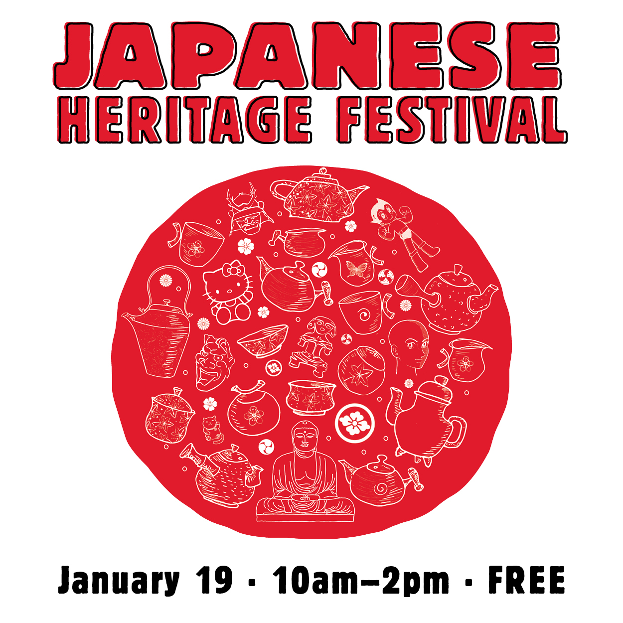 5 Things to do at Japanese Heritage Festival